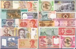 013 - LOT De 20 BILLETS ETRANGERS - SPL à NEUF - Bankbiljetten