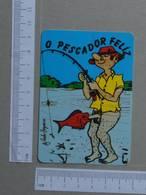 CALENDARIO DE BOLSO - 1998 - 2 SCANS  - (Nº23605) - Calendars