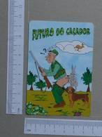 CALENDARIO DE BOLSO - 2000 - 2 SCANS  - (Nº23607) - Calendars