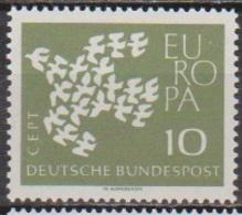 BRD 1961 MiNr. 367y ** Postfr. Europa ( 6884 )günstige Versandkosten - BRD