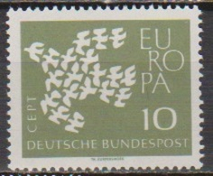 BRD 1961 MiNr. 367y ** Postfr. Europa ( 6885 )günstige Versandkosten - BRD