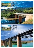 Kyrgyzstan 2018 2 MC Maxicars  Bridges - 2018