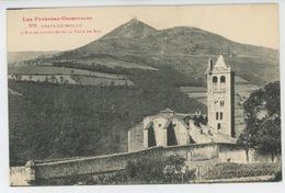 PRATS DE MOLLO - L'Eglise Fortifiée Et La Tour De Mir - France