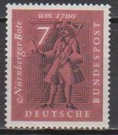 BRD 1961 MiNr. 365 ** Postfr. Der Brief Im Wandel Von Fünf Jahrhunderten ( 6886 )günstige Versandkosten - BRD