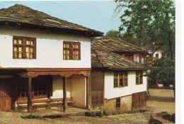 Bulgarie Boshenzi Belles Maisons Du 19e - Bulgarie