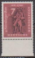 BRD 1961 MiNr. 365 ** Postfr. Der Brief Im Wandel Von Fünf Jahrhunderten ( 6890 )günstige Versandkosten - BRD