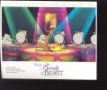 #  532-1   MINT NEVER HINGED SOUVENIR SHEET OF DISNEY  ; BEAUTY & BEAST ; (  ST.VINCENT   1775 - Disney