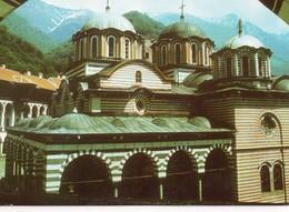 Bulgarie Le Monastère De Rila Patrimoine Mondial De L'Unesco - Bulgarie