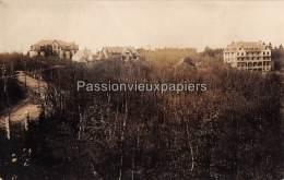 CARTE PHOTO ALLEMANDE  SPA    1918    HÔTEL BALMORAL Et HOTEL Du GOLF - Spa