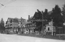 CARTE PHOTO ALLEMANDE  SPA    1918    HÔTEL BALMORAL  N°2  (Avenue Léopold II) - Spa