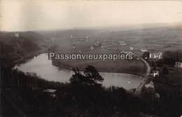 CARTE PHOTO ALLEMANDE  SPA    1918   VILLAS  Et Le LAC - Spa