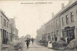 ZONNEBEKE 1924 - Roeselaerstraat - Zonnebeke