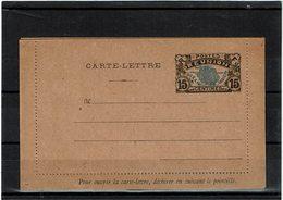 LCA7- REUNION 15c ACEP N° 11a NEUVE - Réunion (1852-1975)