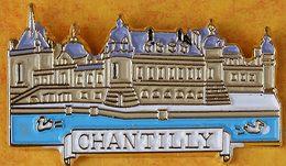 DD  269.....ECUSSON.........CHANTILLY.....dans La Vallée De La Nonette, Affluent De L'Oise. - Städte