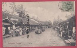 SRI-LANKA--CEYLAN----Colombo-marché Tres Animé - Sri Lanka (Ceylon)