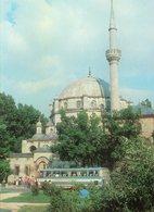 Bulgarie Choumène Animée La Mosquée Tomboul Bus Autobus - Bulgarie