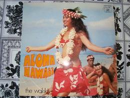 33 Tours: THE WAIKIKIS - ALOHA HAWAII - Guilde Internationale Du Disque SPS 1305 De 1971 - Musiques Du Monde