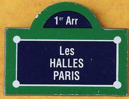 DD  273.....ECUSSON.........PARIS  ............ LES HALLES...1er ARRONDISSEMENT - Cities