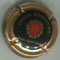 CAPSULE-BOURGOGNE-BOUILLOT Louis Or, Noir & Rouge - Schaumwein - Sekt