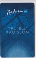 HOTEL KEYS - 1883 - HUNGARY - RADISSON BLU BÉKE HOTEL BUDAPEST - Hotel Keycards