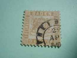 TIMBRE 9  Baden - Bade