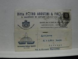 S. MARTINO IN LUPARI    --PADOVA  -- DITTA PIETRO AGOSTINI  & FIGLI - Padova (Padua)