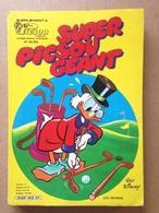 Disney - Super Picsou Géant - Année 1980 - N°105 Bis (avec Grand Défaut D'usure) - Picsou Magazine