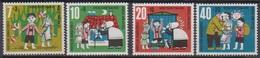 BRD 1961 MiNr. 369 - 372** Postfr. Wohlfahrt: Hänsel Und Gretel ( 6897 )günstige Versandkosten - BRD