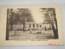 C.P.A.- Sainte Anne De Tharon (44) - La Colonie - Les Cygnes Chez Eux -1937 - SUP (AC84) - France