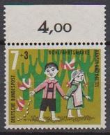 BRD 1961 MiNr. 369 ** Postfr. Wohlfahrt: Hänsel Und Gretel ( 6902 )günstige Versandkosten - BRD