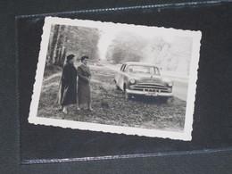 DODGE CORONET 1954 - 1 PHOTO - Cars