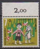 BRD 1961 MiNr. 369 ** Postfr. Wohlfahrt: Hänsel Und Gretel ( 6903 )günstige Versandkosten - BRD