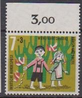 BRD 1961 MiNr. 369 ** Postfr. Wohlfahrt: Hänsel Und Gretel ( 6904 )günstige Versandkosten - BRD