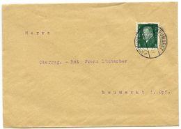 Germany 1930 Cover Neumarkt - Bayerische Hypotheken-und Weshsel-Bank - Germany