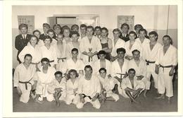 JUDO CLUB DE MONACO . MAITRE IMBERT - Sports De Combat