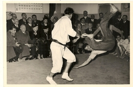 JUDO CLUB DE MONACO . MAITRE IMBERT . COMBAT - Sports De Combat