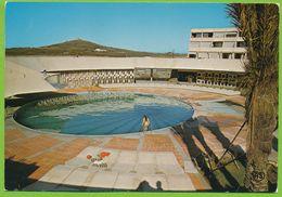 AGDE - PORT-AMBONNE - CENTRE HELIO MARIN OLTRA Frères Carte Circulé 1972 - Agde