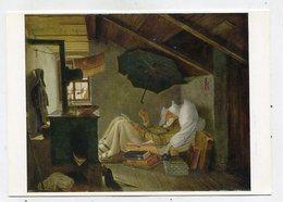 PAINTING / ART - AK 326395 Carl Spitzweg - Der Arme Poet - Malerei & Gemälde