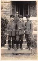 CARTE PHOTO ALLEMANDE  SPA    1918   VILLA  SOLDATS N°4 - Spa