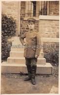 CARTE PHOTO ALLEMANDE  SPA    1918   VILLA  SOLDAT N°5 - Spa