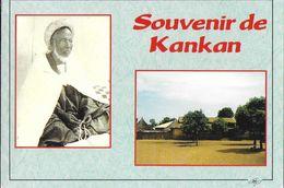 AFRIQUE SOUVENIR DE KANKAN RÉPUBLIQUE DE GUINÉE LE ST KARAMO TALIBI  EDIT CISSE - Guinée