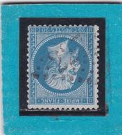 NAPOLEON N° 22    GC 2273    MAUBOURGET   /  HAUTES-PYRENEES  - REF ACDIV - 1862 Napoleon III