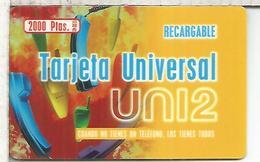 UNIVERSAL UNI2 2000 PTS - España