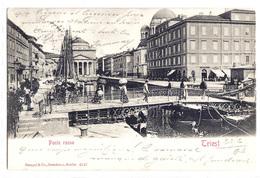 Trieste - Ponte Rosso - 1903. - Trieste