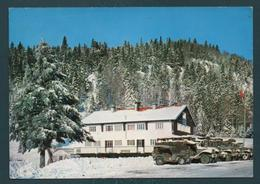Centre Militaire VIe Région - Ski Et Montagne - COL DES FEIGNES Sous Valogne - France