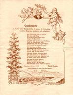 Partition Musicale Allemande De 1928 - Danfesworte - Rudolf Gendig - Schandau Meine Ewig Junge Geliebte - Partituren