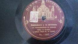 78T Chanson Argentine - A.Gobbi - 78 T - Disques Pour Gramophone