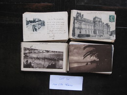 CPA - Carte Postale - Lot De 100 Cartes Postales De France - ( Lot 36 ) - 100 - 499 Cartes