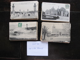 CPA - Carte Postale - Lot De 100 Cartes Postales De France - ( Lot 39 ) - Cartes Postales