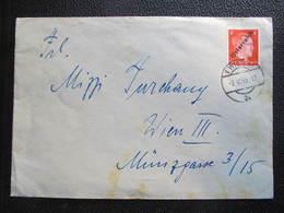 BRIEF WIen 2.5.1945 !!  ////  D*32646 - 1918-1945 1. Republik